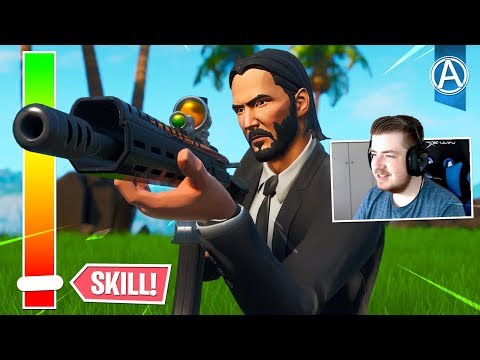 Switching From PS4 To PC ► Day 1! NEW 'WICK'S BOUNTY' LTM Gameplay (Fortnite Battle Royale LIVE)