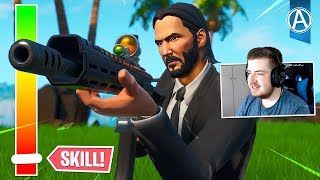 """Switching From PS4 To PC ► Day 1! NEW """"WICK'S BOUNTY"""" LTM Gameplay (Fortnite Battle Royale LIVE)"""