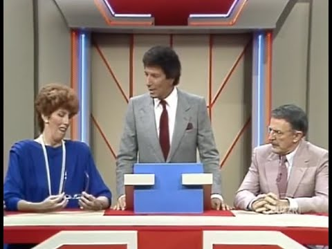 Super Password - Marcia Wallace and John Astin