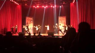 Misba Western Dance Crew at Mood Indigo '15
