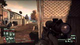 HomeFront: Multiplayer Gameplay (Sniping)