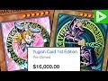 Top 10 Most Expensive YuGiOh Cards