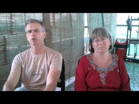 High School Exchange Program views of Ida Madelen's parents