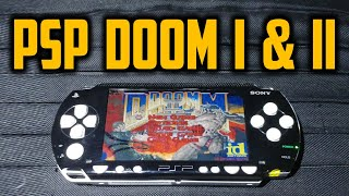 Play DOOM I & II On Any PSP Without CFW!