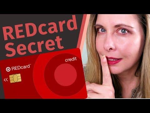 Target Credit Card - Target REDcard Review