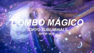 ❝combo mágico ❞ ; 𝒌𝒑𝒐𝒑 𝒗𝒆𝒓.