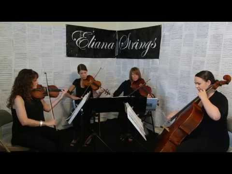 Happy Together - String Quartet