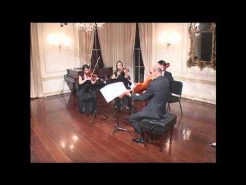 Vivian Fung: String Quartet No. 2
