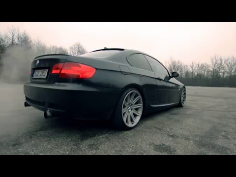 BMW Performance Exhaust >> BMW e92 335i by Markus | Performance Exhaust | Lowered on H&R | Biturbo | Style 95 Wheels - YouTube