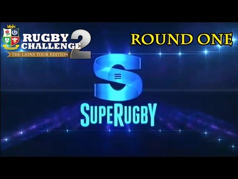 Sunwolves vs Lions - Super Rugby 2016 - Round One - Rugby Challenge 2