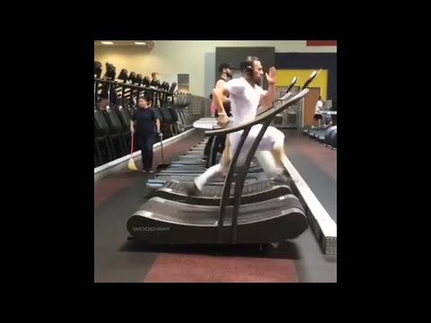 Image result for treadmill running meme