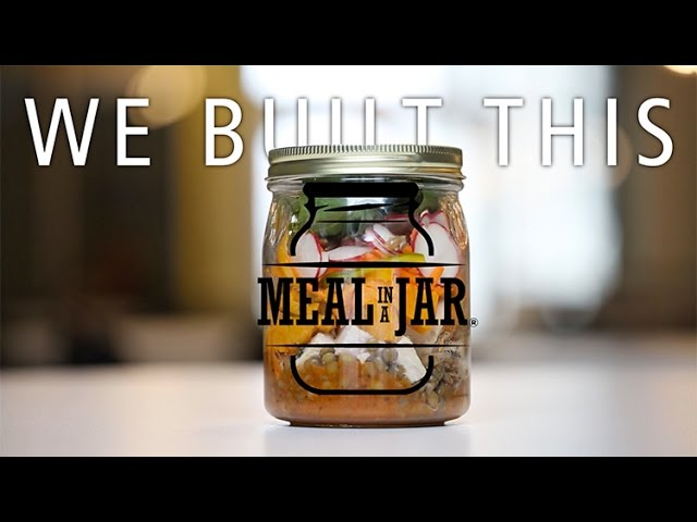 We Built This – Meal in a Jar