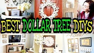 My Top 10 Dollar Tree DIYs / DIY Farmhouse & Rustic Decor