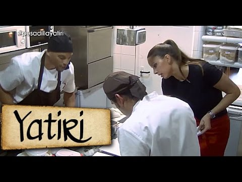"""Alberto Chicote: """"En vez de cocineros parecéis bibliotecarios"""" - Pesadilla en la cocina"""
