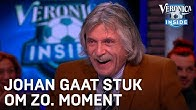 Johan gaat stuk om Bavaria Zo. moment: 'Dat vind ik humor!' | VERONICA INSIDE