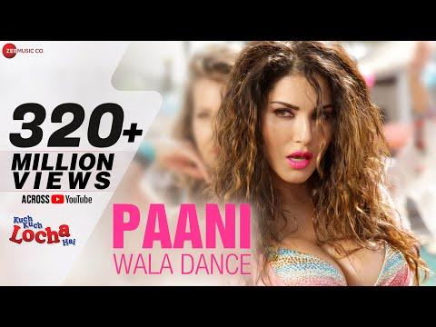 Paani Wala Dance Lyrical  Kuch Kuch Locha Hai  Sunny Leone & Ram Kapoor  Arko  Ikka