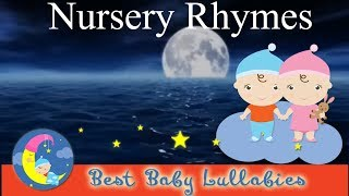 NURSERY RHYMES Lullabies For Babies To Go To Sleep-Lullaby-Baby Song Sleep Music-Baby Sleeping Songs