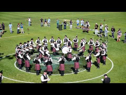 St Andrew's Pipe Band, Grade 2 Medley, Australian Pipe Band Championships 2016