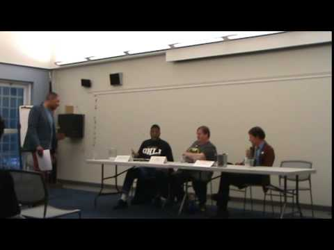 Comic Books: A Panel Discussion at Windsor Public Library, Connecticut Part 2