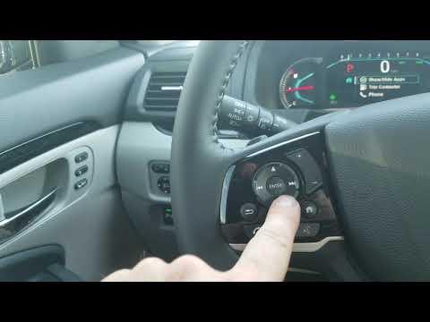 2019 Honda Pilot Touring 7 seater