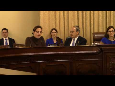 Women in the Workforce Hearing: Barriers to Getting Ahead