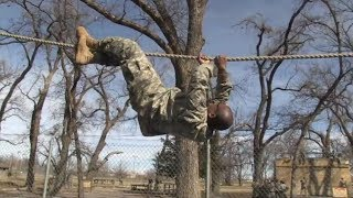 Fort Sill Delta Battery 1/31 US Army Basic Combat Training