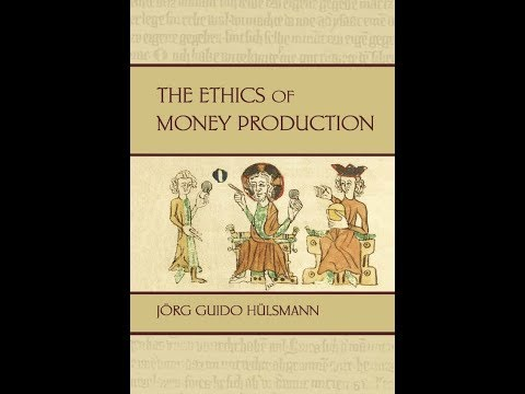 Money Certificates ~ Ethics of Money Production