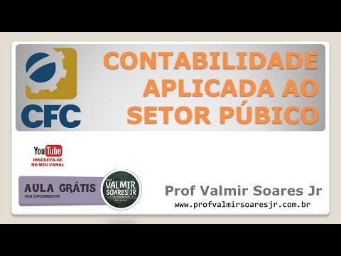 AULÃO - CONTABILIDADE PÚBLICA - PROVA CRC 2016
