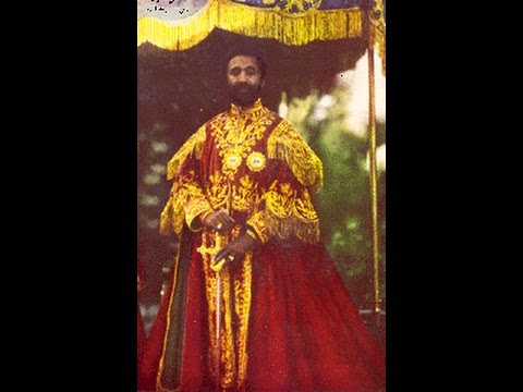 The Coronation of Emperor Haile Selassie The First King of Kings and Lord of Lords