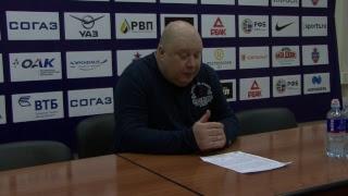 ЦСКА - Енисей (Красноярск). Послематчевые комментарии