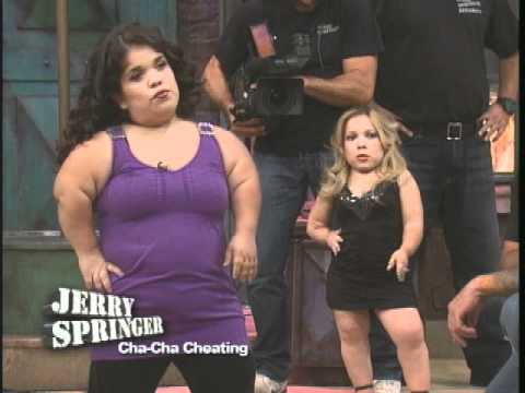 Jerry Springer Singing Midget