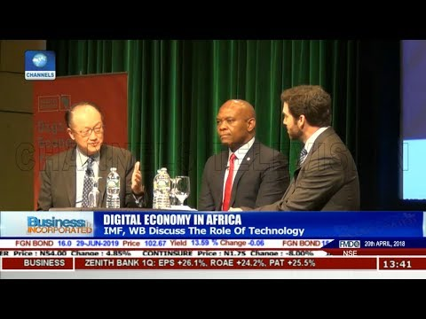 Elumelu On Prioritising Young Africans | Business Incorporated |