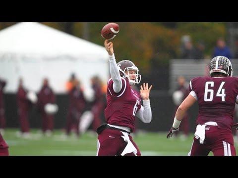 Patriot League 360 Week 10 Football Highlights Youtube