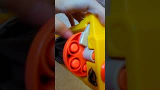 Toy review Nerf gun