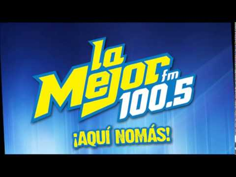 [Not DX] IDs La Mejor XHBCC-FM (100.5 MHz) & XEBCC-AM (1030 kHz) Ciudad del Carmen, Campeche, Mexico