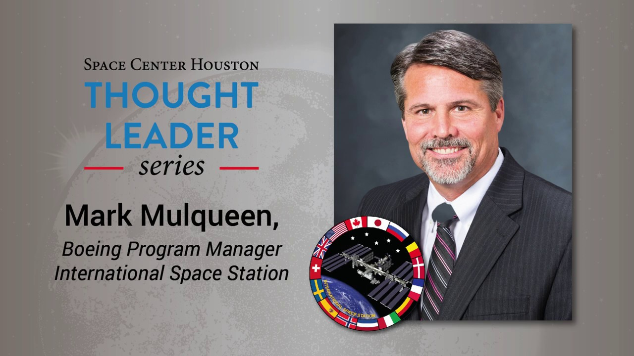 Thought Leader Series - Space Center Houston