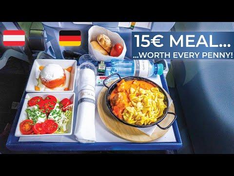 TRIPREPORT | Austrian (Economy) | Vienna - Frankfurt | Airbus A320 | Including LOUNGE!