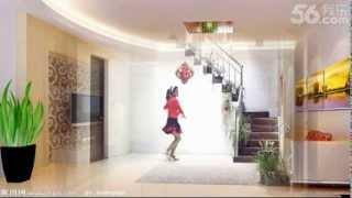La Cucamarcha - Line Dance (Demo)