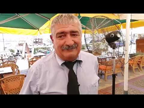 O Καλύμνιος Κώστας Κάππας, ο αεικίνητος ρεπόρτερ της Εκκλησιαστικής Τηλεόρασης «ΘΑΡΡΙ»