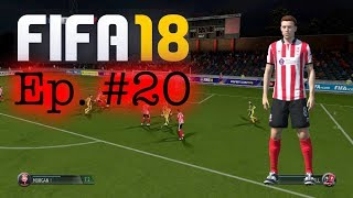 Keith's FIFA 18 Story #20: A Most Amazing Goal