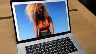 MacBook Pro first look