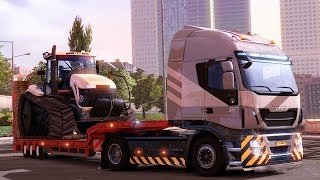 When Are You Playing Euro Truck Simulator 2 (New Sponsor Badges & Emotes)