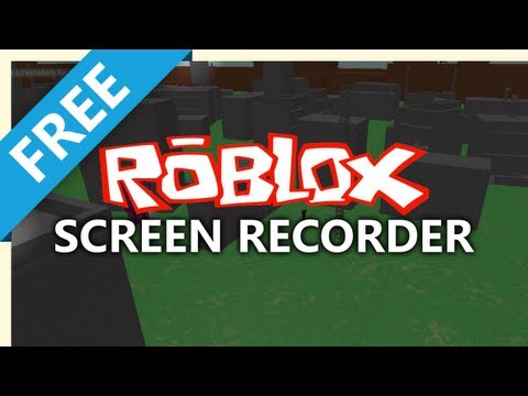 How To Screen Record Roblox To Make A Youtube Video Youtube