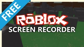 How To Screen Record Roblox To Make A YouTube Video