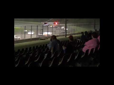 Stock Car Amain. - dirt track racing video image