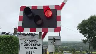 *Faulty Alarm* Tygwyn Station Level Crossing (Gwynedd) Wednesday 14.08.2019