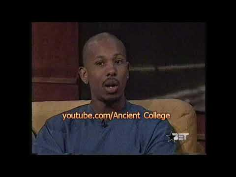 Shyne interview (2000) BET Live