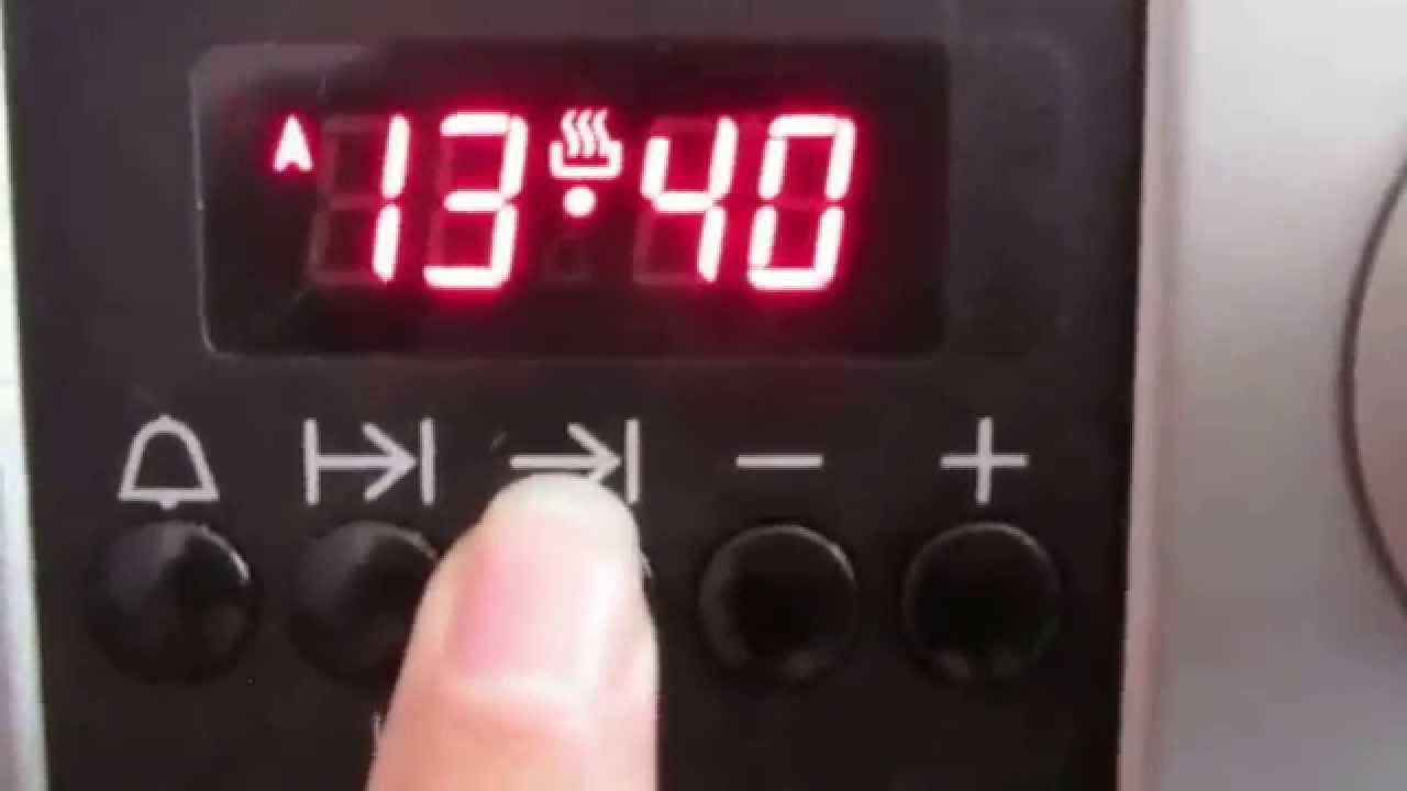 1 Chast Polnyj Videoobzor Plity Gorenje Cc 600 Nastrojka Programmatora