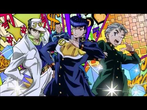 [reupload] crazy noisy bizarre town but koichi's pose is uncomfortably long