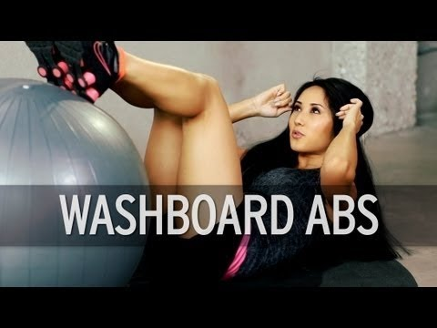 XHIT: Washboard Abs
